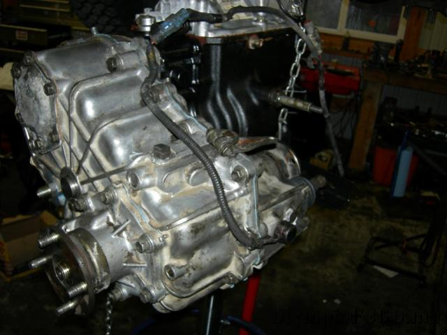 H55f Gearbox manual